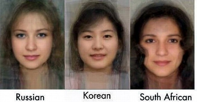 вот создана тест на национальность по фотографии приклеиваются, делаются